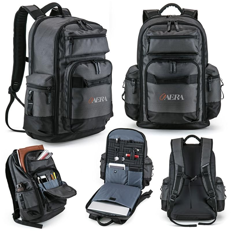 Basecamp Commander Tech Backpack