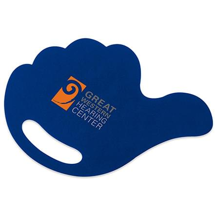 Thumbs Up Hand Fan