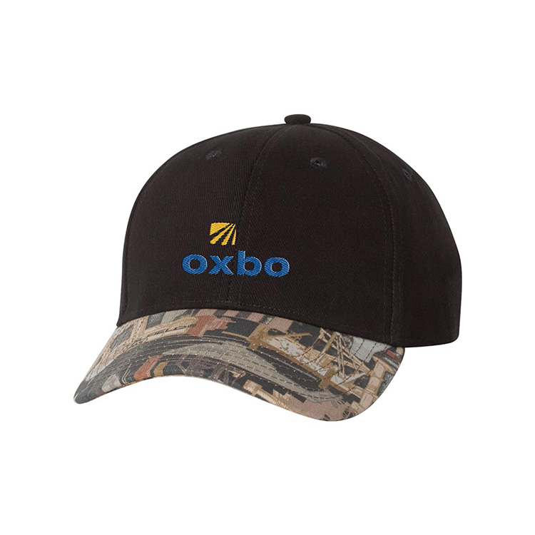 Kati Solid Crown with Oilfield Camo Cap