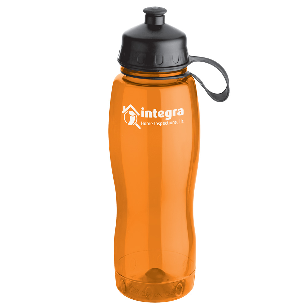 20 oz bubble water bottle for Floor 9 water bottle