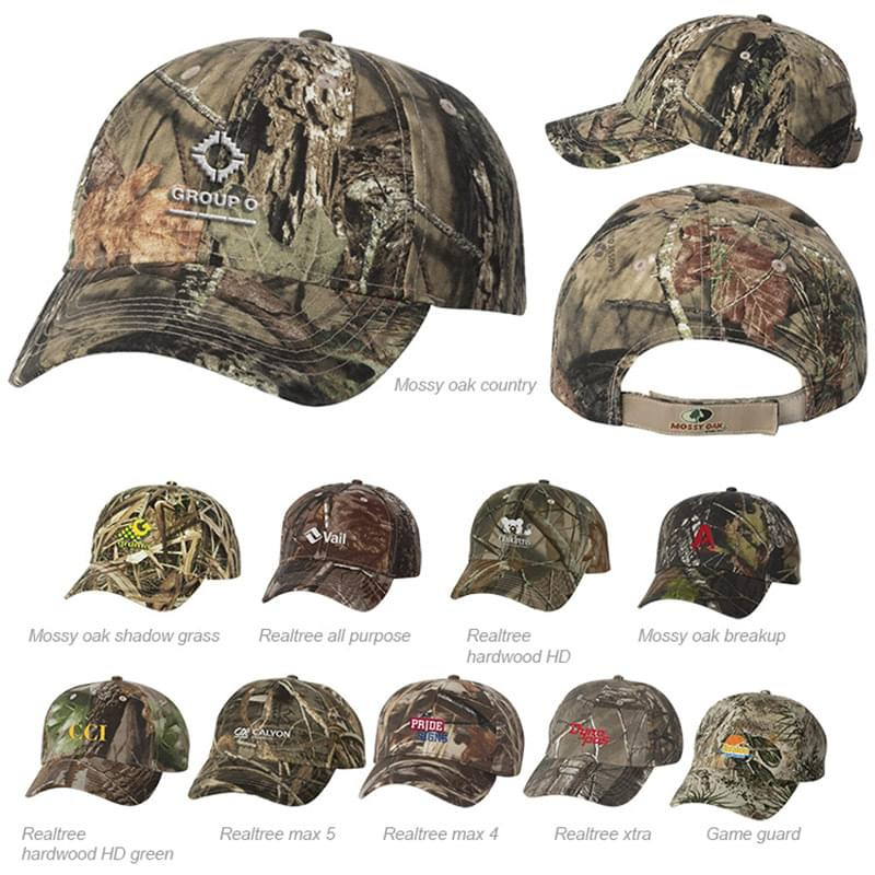 Kati Licensed Camo Cap with VelcroR