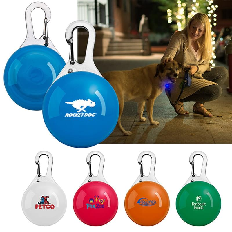 LED Clip-on Pet Safety Light