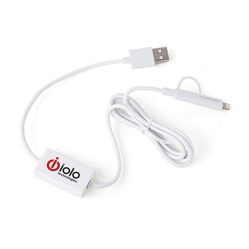 Charger Leash Duo Cable