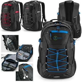 Globetrotter Laptop Backpack