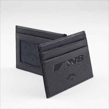 Leather Companion Pocket Card Case