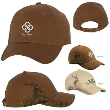 Dri Duck Elk Caps