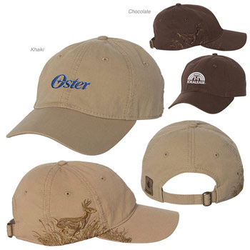 Dri Duck Running Buck Cap
