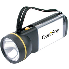 Emergency Compartment Flashlight