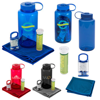4-Piece Active Hydrate Gift Set