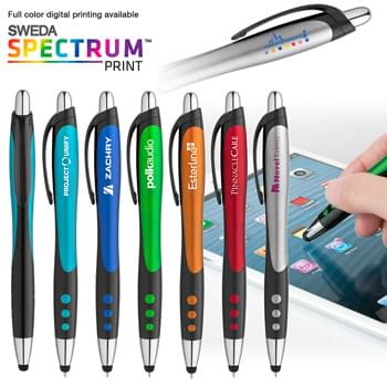 Illusion Stylus Gel Pen