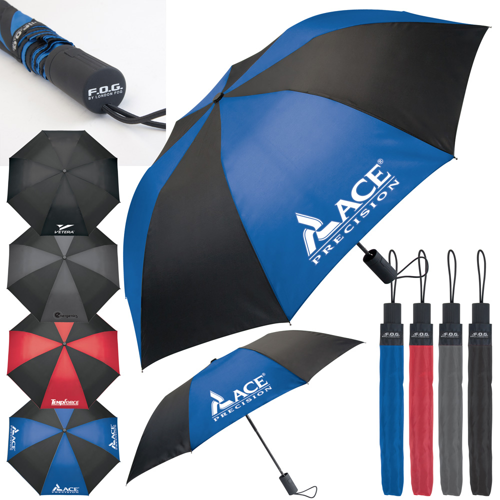 KELSEY Compact Size Folding Umbrella