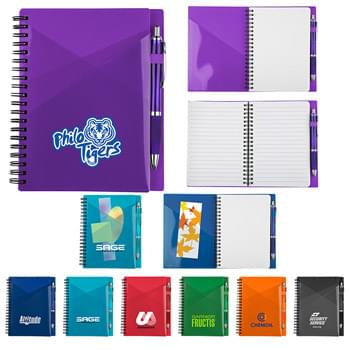 Angled Pocket Notebook Set