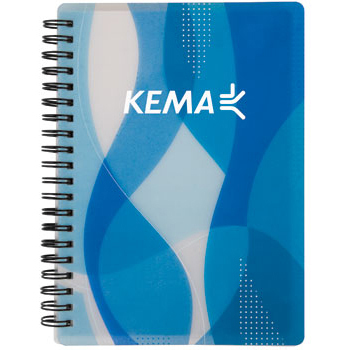 Contempo Mod Print Notebook