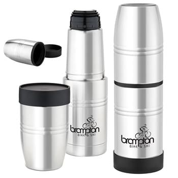 18 oz. Stainless Steel Vacuum Bottle