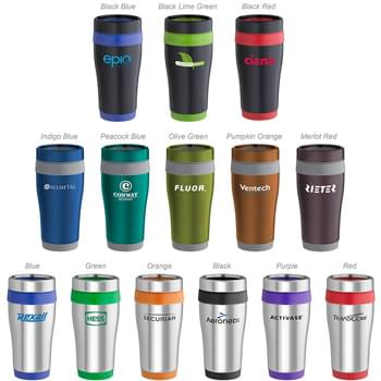 16 oz Stainless Steel Tumbler