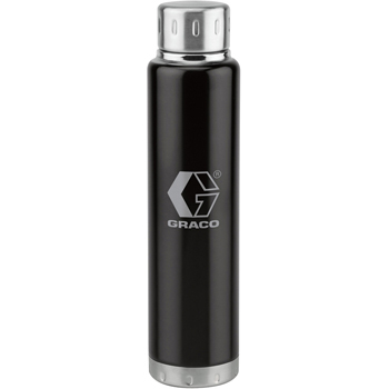 18 oz. Stainless Steel Slim Vacuum Bottle