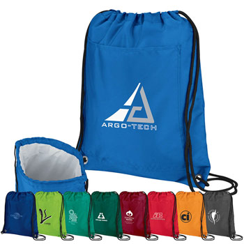 Lightweight Drawstring Cooler Pack