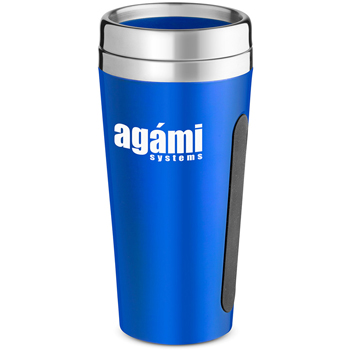 15 oz. Dual-Grip Travel Tumbler