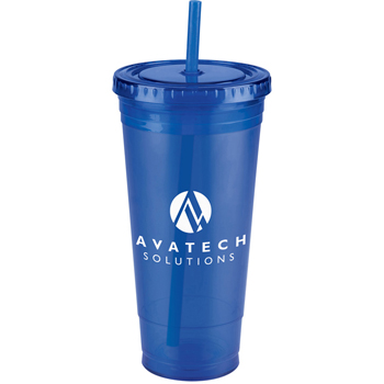 24 oz. Jumbo Everyday Plastic Cup Tumbler