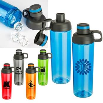 Zuma Two-Opening Water Bottle