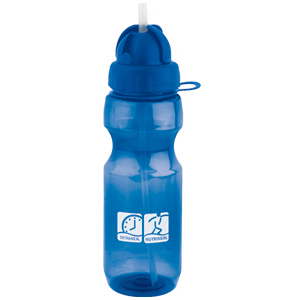 20 oz Polycarbonate Flip-Top Bottle