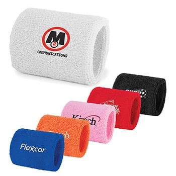 Plush Terry Sport Wristband