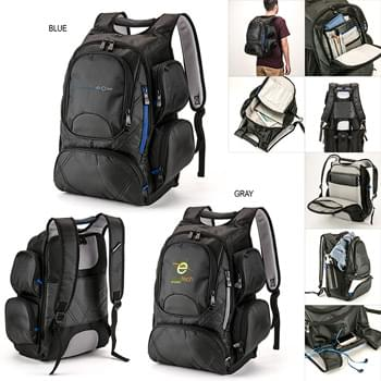Basecamp City Hopper Backpack
