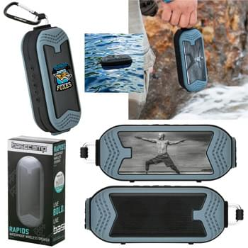 Basecamp® Rapids Waterproof Wireless Speaker