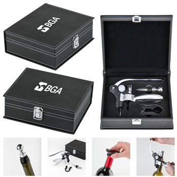 3-In-1 Wine Social Gift Set