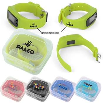 Pedometer Activity Watch