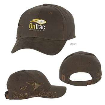 Dri Duck Mallard Canvas Cap
