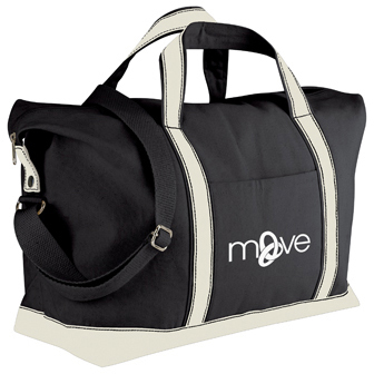 Nautical Weekender Duffel Bag
