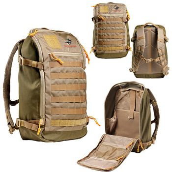 5.11 Tactical Rapid Quad-Zip Pack