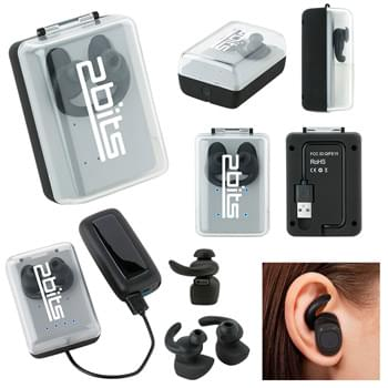 Air Traxx Wireless Earbuds