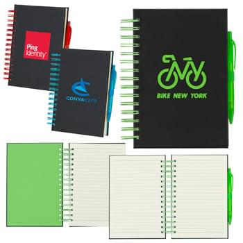 Spiral Color Pop Notebook