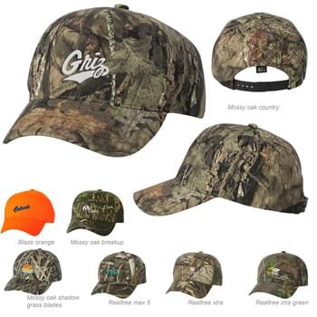 Outdoor Cap Six-Panel Camo
