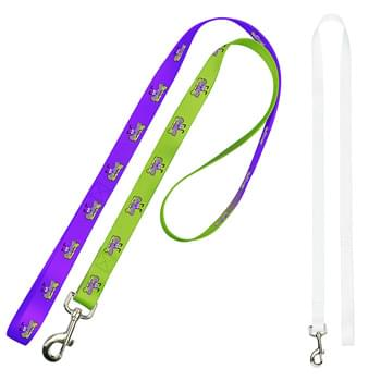 "1"" Sublimated Pet Leash"