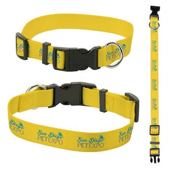 "1"" Sublimated Pet Collar"
