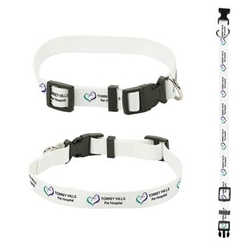 "3/4"" Sublimated Pet Collar"