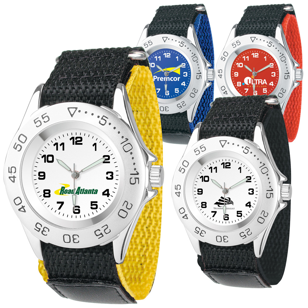 All-Sport Canvas Band Watch