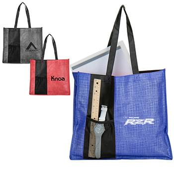 HOT DEAL - Cross Hatch Tote Bag