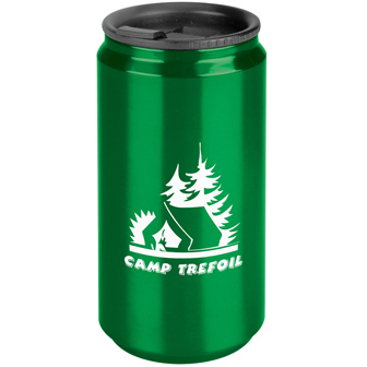 12 oz. Soda Can Travel Tumbler