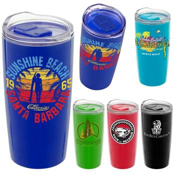 Acrylic Double Wall Tumbler - 19 Oz.