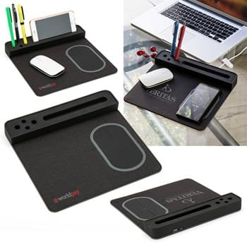 HOT DEAL - Wireless Charging Mouse Pad